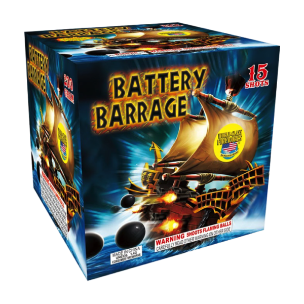 Battery Barrage