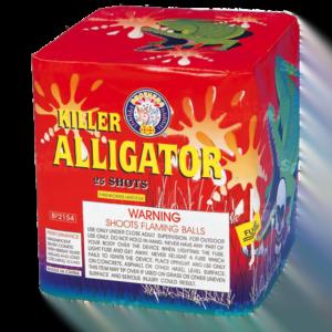 Killer Alligator