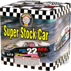 Super Stock Car
